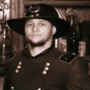 Me in Civil War Union Officer's uniform