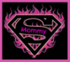 SuperMommy Logo