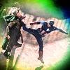Steve vs. Loki