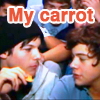 every Starbucks should have a polar bear: 1D: my carrot