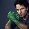 Campaspe: Avengers \\ Bruce; green hands