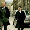 Campaspe: Whitechapel \\ Chandler&Kent; walking
