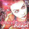 Living in your head - Izuchi