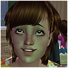 Hayley: {Sims 2} VDSL - Uxia Lurker