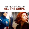ALL the ships