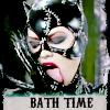 CatwomanBath