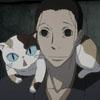 Маса-сан и котэ