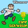 Camp Sick!Wilson 2012, Wilsoneer, badge