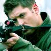 Dean is a badass