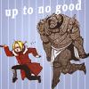 ed-al-up to no good