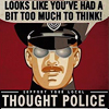 Politics - Thought Police