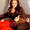 Twilight BD2 Bella & Nessie
