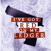Gini: red on my ledger