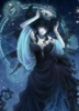 night, Nyx, fairy, dark, faerie