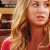Katherine: Penny annoyed