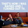 Martine: Community/Turned out TV