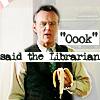 Giles, Giles bookish, Giles ook