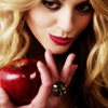erica and the red apple