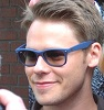 later2nite: blue glasses