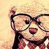 Glasses Bear