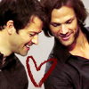 SPN - Jared & Misha