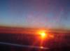 С крыла самолета 11 000 высота