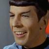 TOS Spock Smile