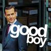 sas the investigative hedgehog: Suits - Harvey - Good Boy