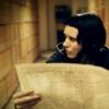 Lisbeth Salander: reading