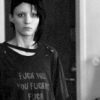 Lisbeth Salander: fuck you