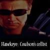 Hawkeye: Coulson's cellist
