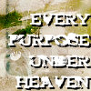 Title - Every Purpose Icon