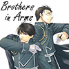 FMA RoyxMaes Brothers in Arms