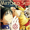 Catw00man: FMA EdxRoy Matched Set