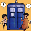 wolfrider89: Doctor Who - ten + eleven