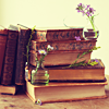 Books and herbs, Books