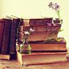 Books and herbs, Books