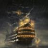 ship in the night