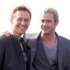 Tama-abi: tom hiddleston chris hemsworth