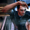 kaidan: leaning against the window