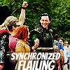 inkvoices: avengers:synchronized flailing