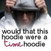 community time hoodie