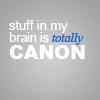 writing: headcanon is canon!