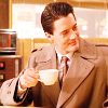 [Twin Peaks] Cooper and His Coffee