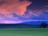 sunset/storm