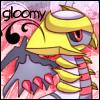 POKEMON - Giratina gloomy
