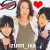 Izumi IXA: SSentai_01
