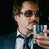 ✂ i drink because i feel