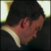 Ianto with cut on cheek