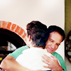 Vickie: White Collar - Neal and Peter Hug